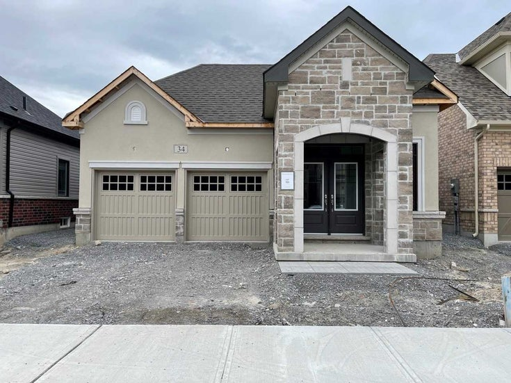 34 Pietrowski Dr - Keswick North Detached for sale, 2 Bedrooms (N5309316)
