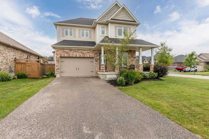 98 Arnold Cres - Angus Detached for sale, 3 Bedrooms (N5310856)