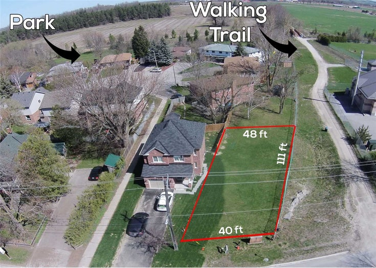 N\a Lilly St W - Beeton Vacant Land for sale(N5311603)