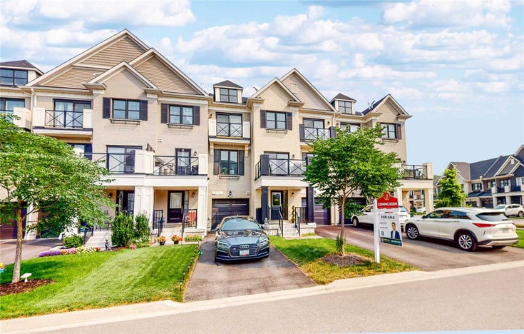 51 Wimshaw Lane - Stouffville Att/Row/Twnhouse for sale, 2 Bedrooms (N5313815)