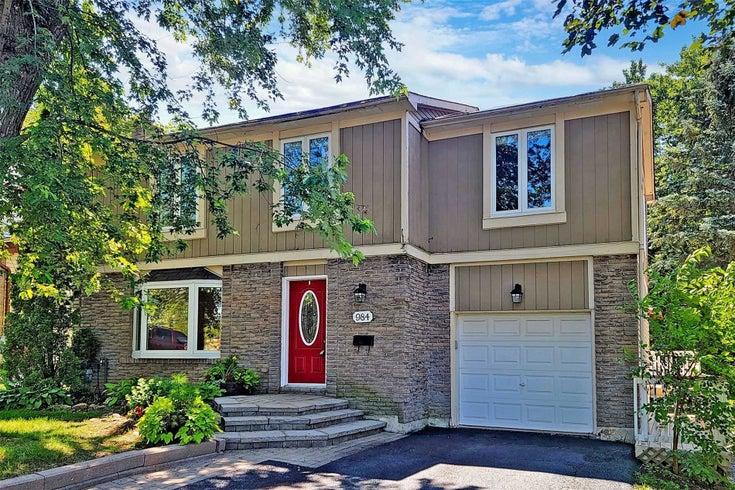 984 Jacarandah Dr - Huron Heights-Leslie Valley Detached for sale, 4 Bedrooms (N5316227)