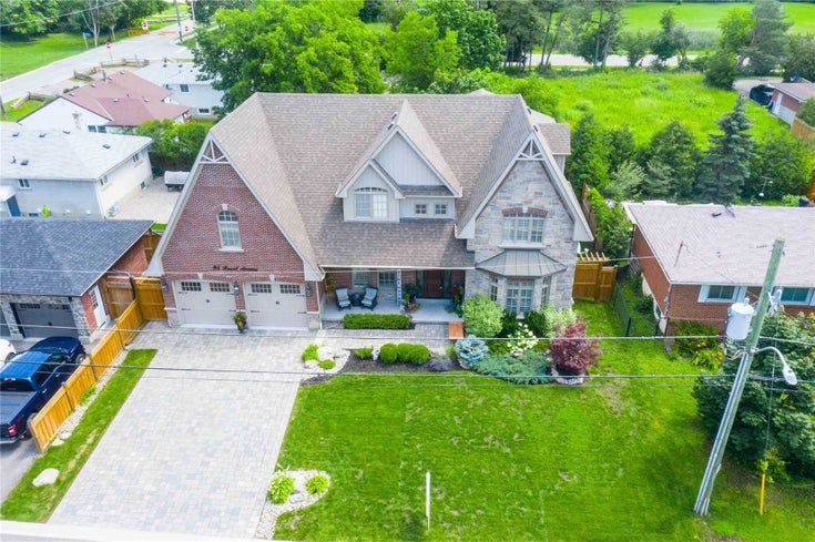 95 Russel Ave - Stouffville Detached for sale, 4 Bedrooms (N5316483)