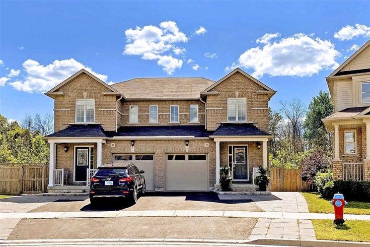 46 Gar Lehman Ave - Stouffville Semi-Detached for sale, 3 Bedrooms (N5316494)