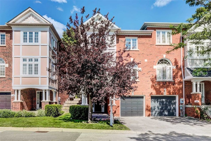 109 - 190 Harding Blvd W - North Richvale Condo Townhouse for sale, 3 Bedrooms (N5317440)