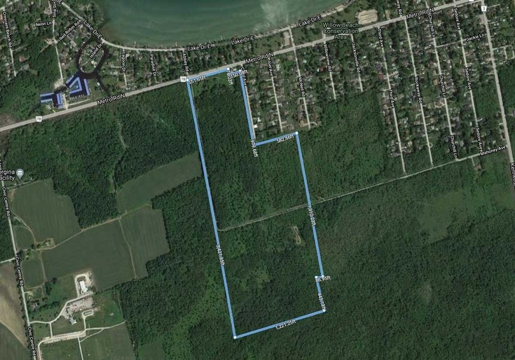0 Metro Rd - Historic Lakeshore Communities Vacant Land for sale(N5317775)