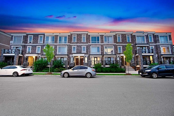 1007-55 Lindcrest Manr - Cornell Condo Townhouse for sale, 3 Bedrooms (N5318547)