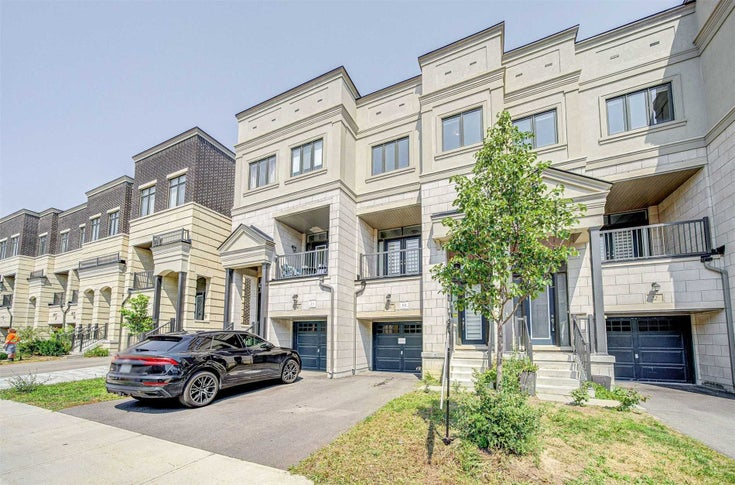 26 Arianna Cres - Patterson Att/Row/Twnhouse for sale, 3 Bedrooms (N5318557)