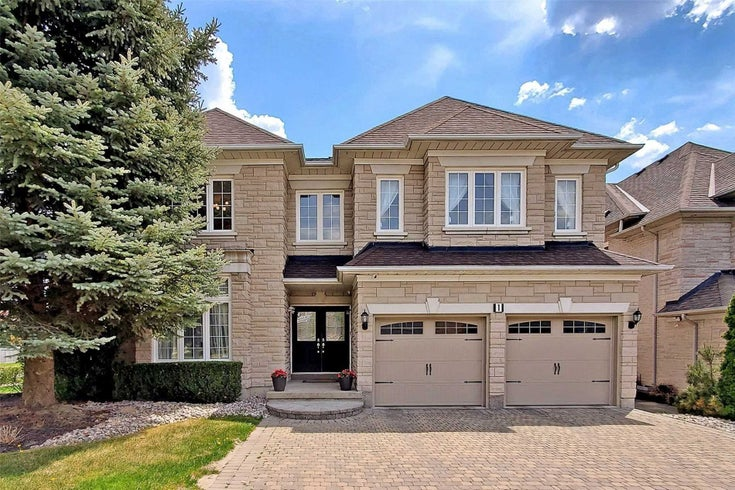 1 Brimwood Cres - Bayview Hill Detached for sale, 5 Bedrooms (N5318839)