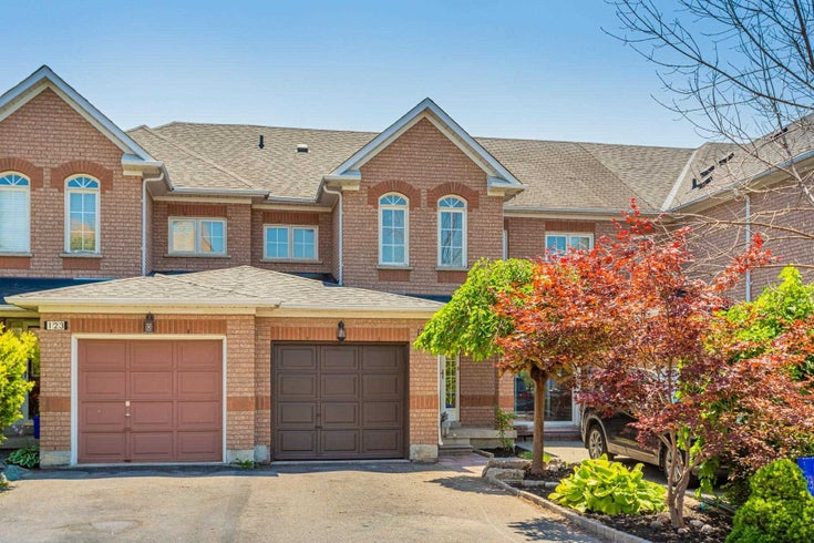 125 Parktree Dr - Maple Att/Row/Twnhouse for sale, 3 Bedrooms (N5318888)
