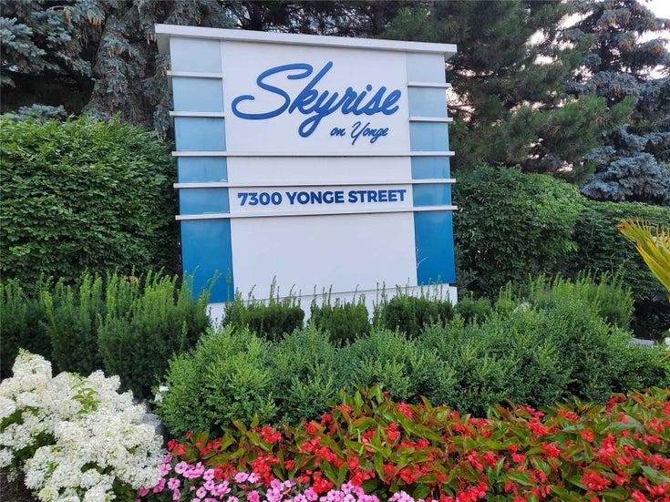 406 - 7300 Yonge St - Crestwood-Springfarm-Yorkhill Condo Apt for sale, 2 Bedrooms (N5319133)