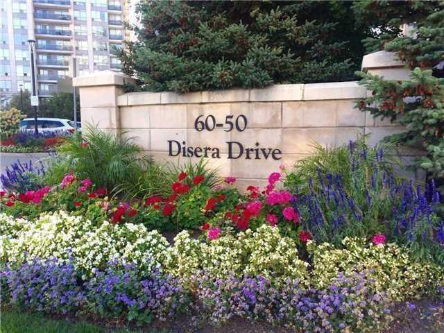 811 - 50 Disera Dr - Beverley Glen Condo Apt for sale, 1 Bedroom (N5319171)
