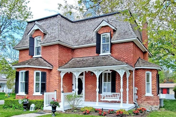 117 Main St - Unionville Detached for sale, 4 Bedrooms (N5319221)