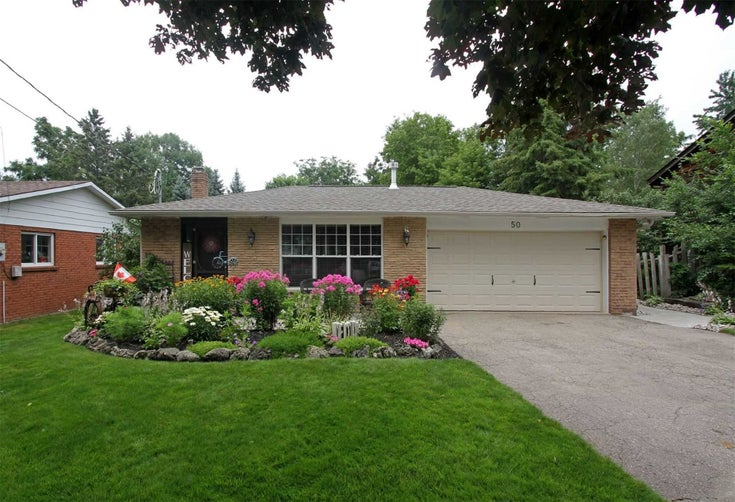 50 Maple Ave W - Beeton Detached for sale, 3 Bedrooms (N5320285)
