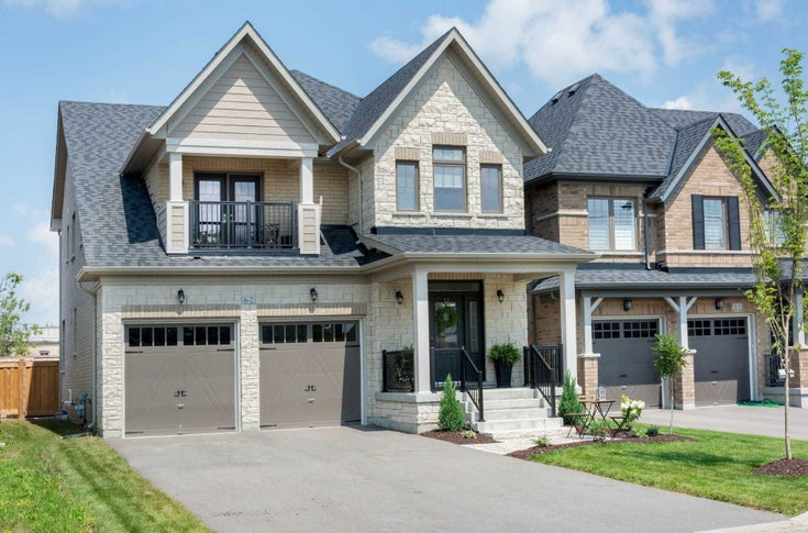 2 - 6 Maple Ave W - Beeton Detached for sale, 4 Bedrooms (N5323057)