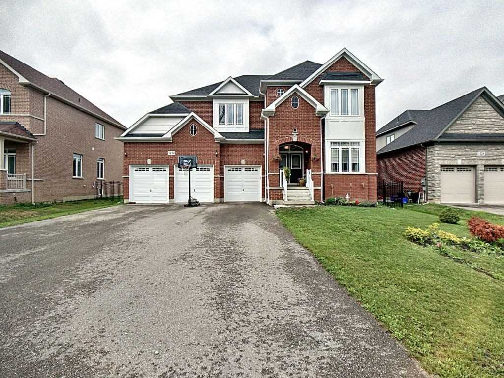 1434 Blain St - Rural Innisfil Detached for sale, 4 Bedrooms (N5325072) - #1