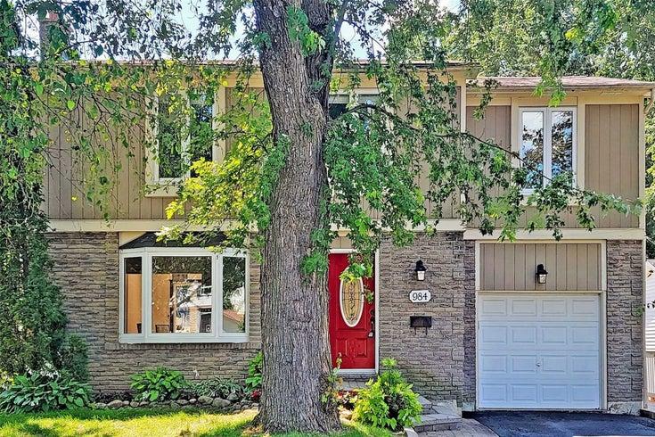 984 Jacarandah Dr - Huron Heights-Leslie Valley Detached for sale, 4 Bedrooms (N5325877)
