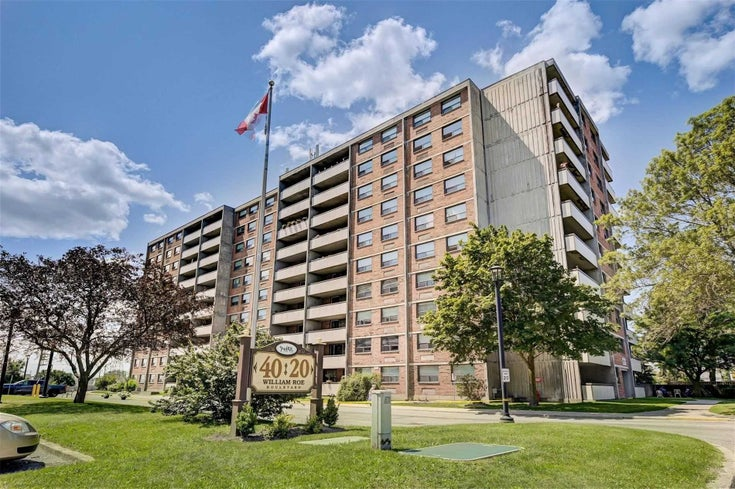 #608 - 20 William Roe Blvd - Central Newmarket Condo Apt for sale, 3 Bedrooms (N5327257)