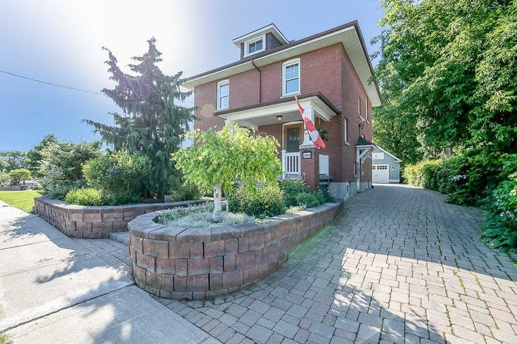 400 Ontario St - Central Newmarket Detached for sale, 4 Bedrooms (N5327963)