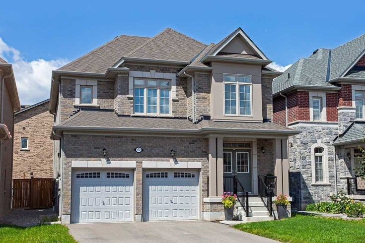 52 Dowling Rd - Alliston Detached for sale, 4 Bedrooms (N5328313)