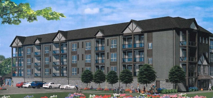 # 308 - 110 Grew Blvd - Sutton & Jackson's Point Condo Apt for sale, 1 Bedroom (N5368883)