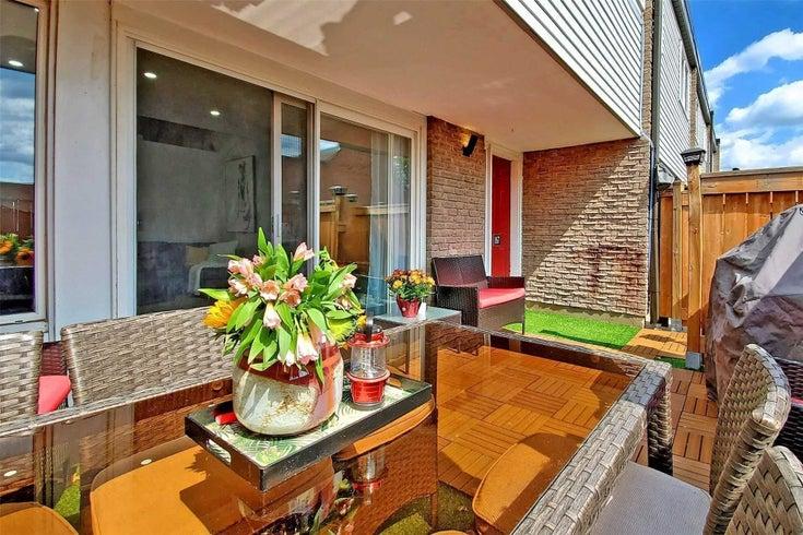 167 Milestone Cres - Aurora Village Condo Townhouse for sale, 3 Bedrooms (N5373202)