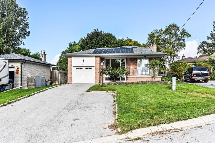 651 Park Crt - Huron Heights-Leslie Valley Detached for sale, 2 Bedrooms (N5375106)