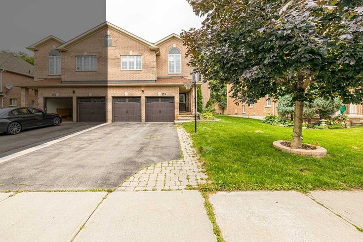 159 Matthew Boyd Cres - Woodland Hill Semi-Detached for sale, 3 Bedrooms (N5376731)
