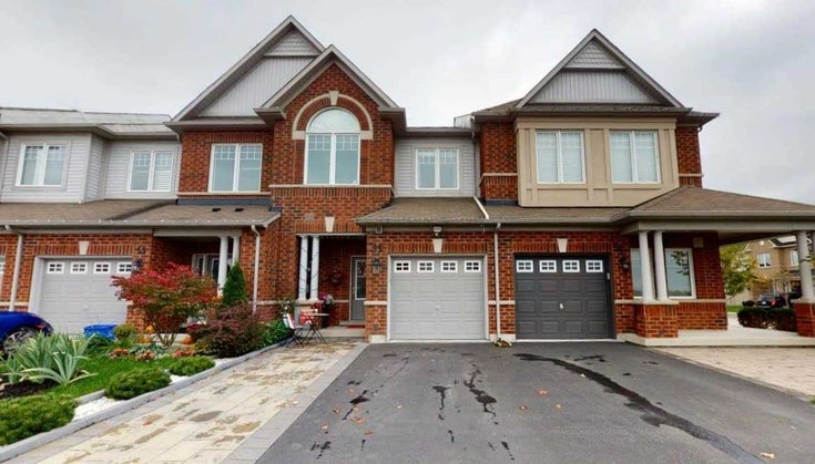 53 Courtland Cres - Holland Landing Att/Row/Twnhouse for sale, 3 Bedrooms (N5399681)