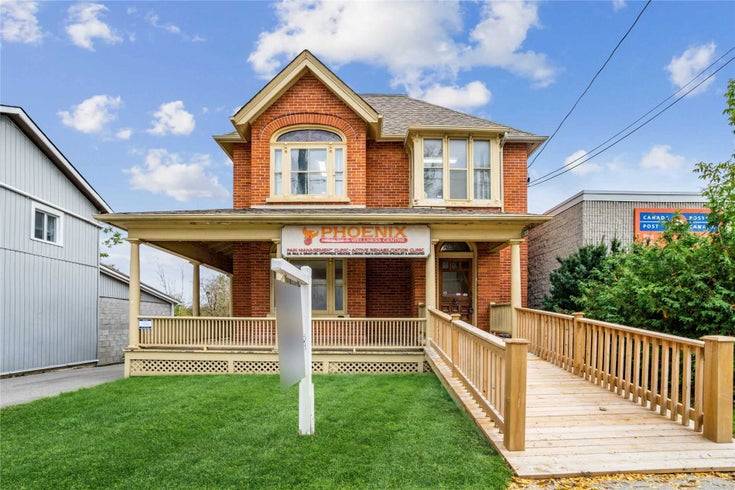 (Res.) - 6383 Main St - Stouffville Detached for sale, 3 Bedrooms (N5402474)