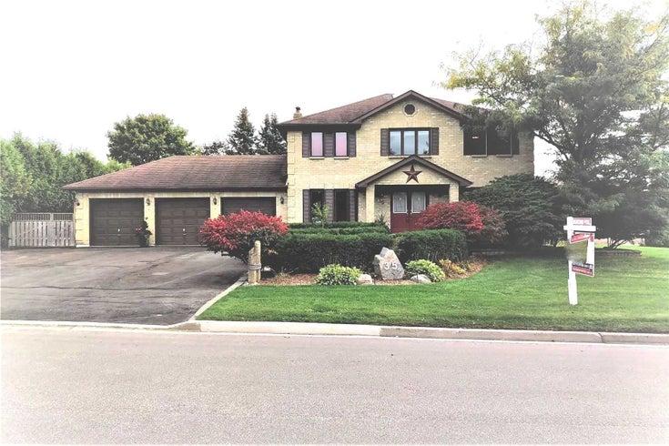 35 Ward Ave - Sharon Detached for sale, 4 Bedrooms (N5402807)