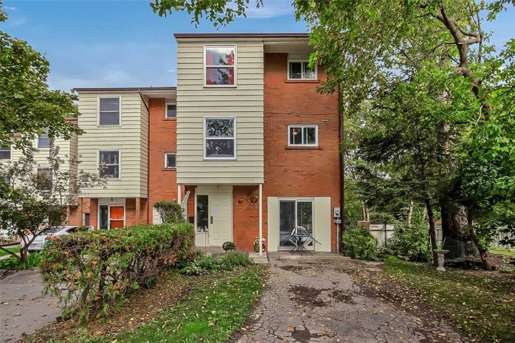 287 Lorne Ave - Central Newmarket Att/Row/Twnhouse for sale, 3 Bedrooms (N5403059)