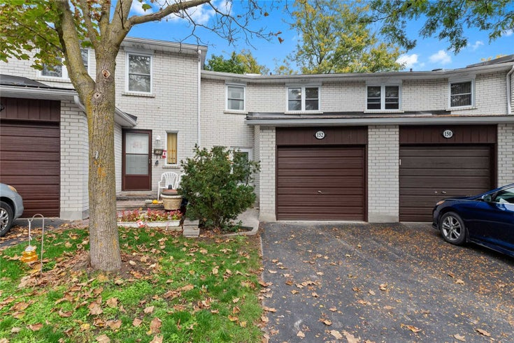 152 Harris Way - Aileen-Willowbrook Condo Townhouse for sale, 3 Bedrooms (N5403481)
