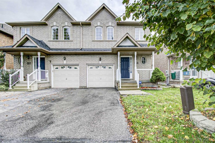 555 Caboto Tr - Village Green-South Unionville Semi-Detached for sale, 3 Bedrooms (N5403590)