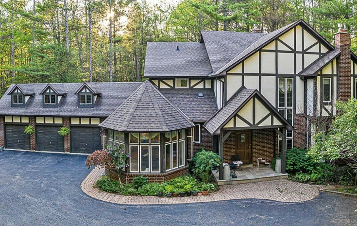 51 High Oak Tr - Rural Richmond Hill Detached for sale, 5 Bedrooms (N5403692)