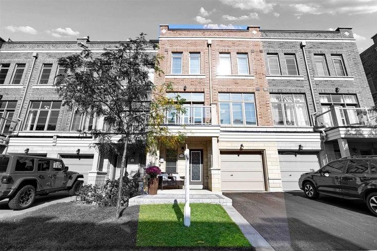 25 Arborea Lane - Stouffville Att/Row/Twnhouse for sale, 2 Bedrooms (N5403709)