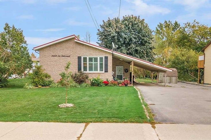 2263 25th Sdrd - Alcona Detached for sale, 3 Bedrooms (N5403747)