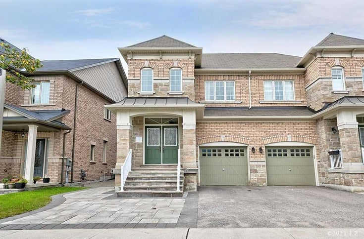380 Wilfred Murison Ave - Berczy Semi-Detached for sale, 4 Bedrooms (N5404132)