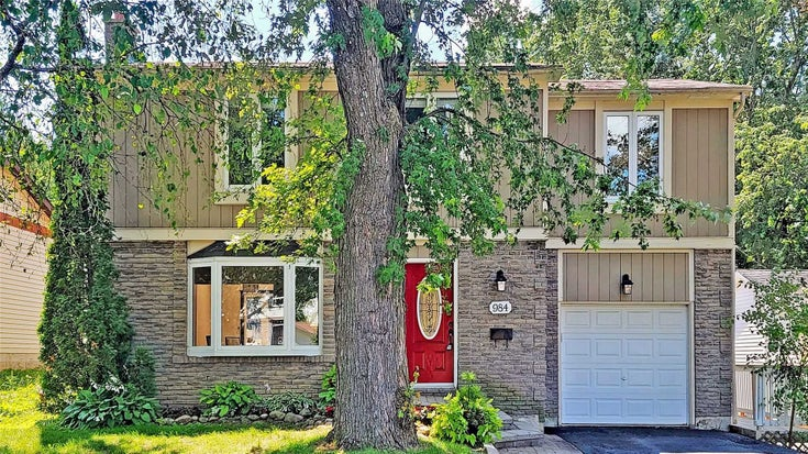 984 Jacarandah Dr - Huron Heights-Leslie Valley Detached for sale, 4 Bedrooms (N5404687)