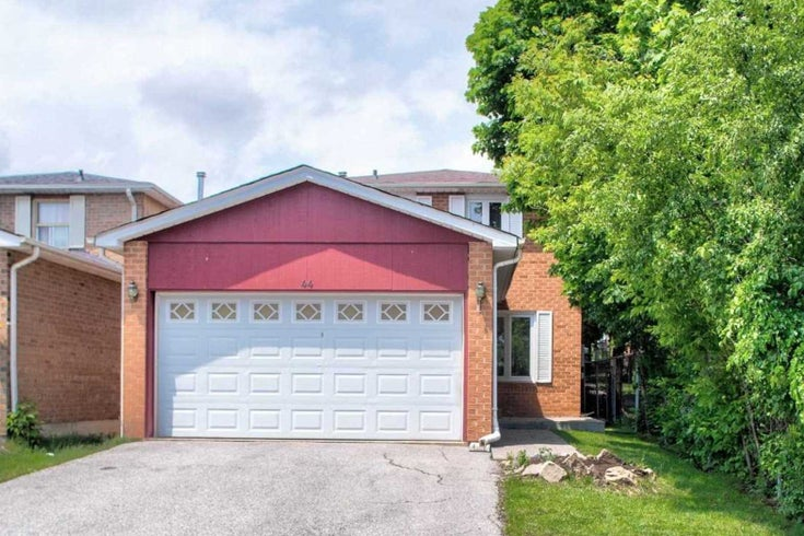 44 Lund St - North Richvale Detached for sale, 3 Bedrooms (N5404778)
