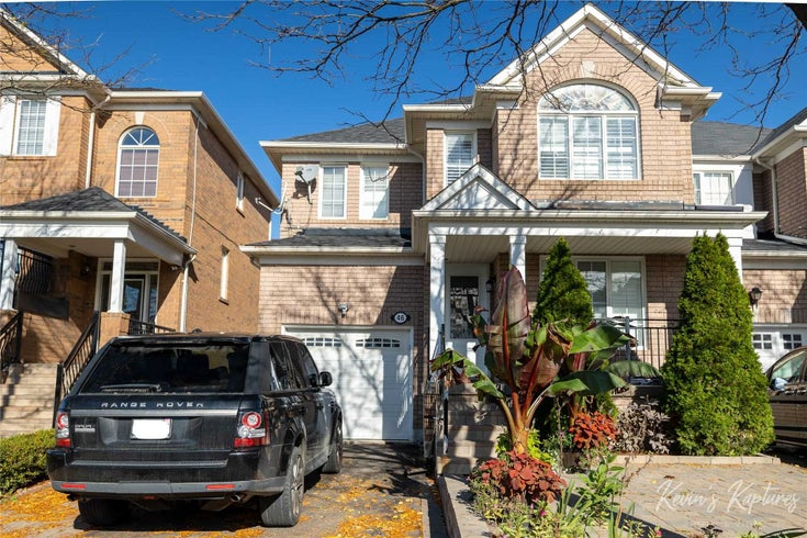 46 Madeira Ave - Maple Semi-Detached for sale, 4 Bedrooms (N5404875)