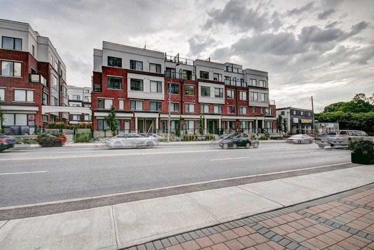102 - 500 Alex Gardner Circ - Aurora Heights Condo Townhouse for sale, 2 Bedrooms (N5405145)