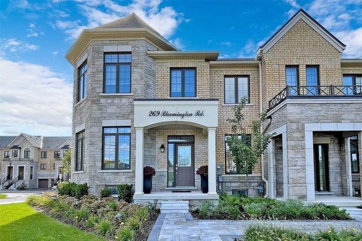 269 Bloomington Rd W - Oak Ridges Att/Row/Twnhouse for sale, 3 Bedrooms (N5405274)
