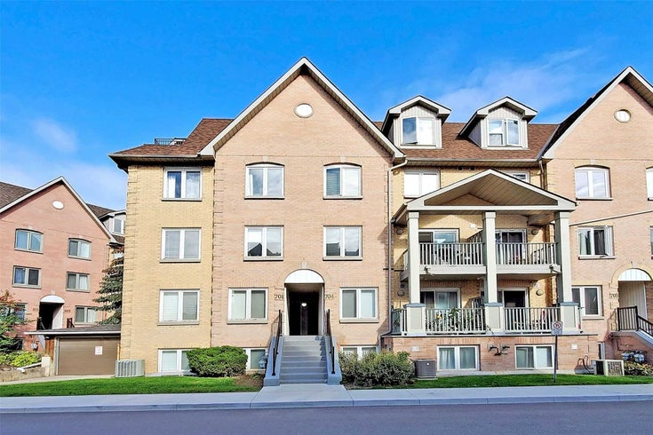 701 - 75 Weldrick Rd E - Observatory Condo Townhouse for sale, 3 Bedrooms (N5405334)
