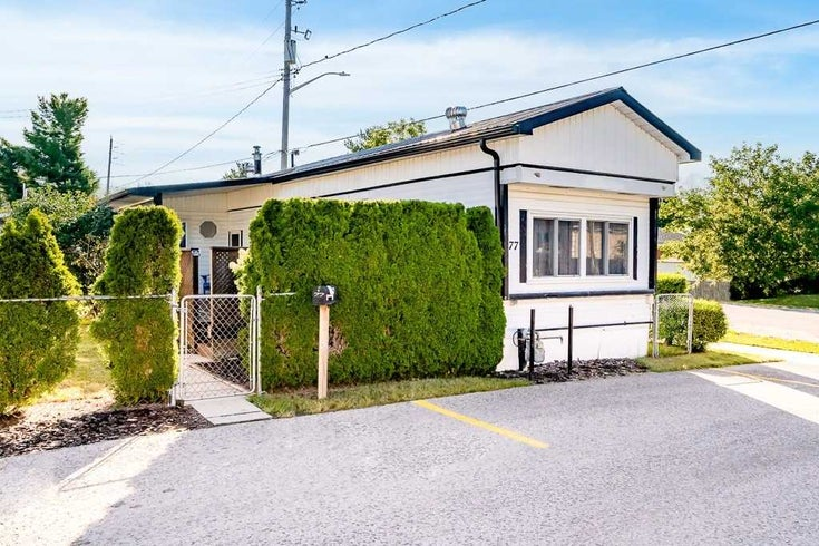 77 Seventh St - Angus Mobile/Trailer for sale, 2 Bedrooms (N5407111)