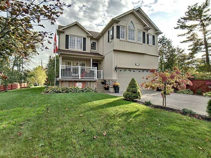 717 9th Line - Alcona Detached for sale, 5 Bedrooms (N5409349)
