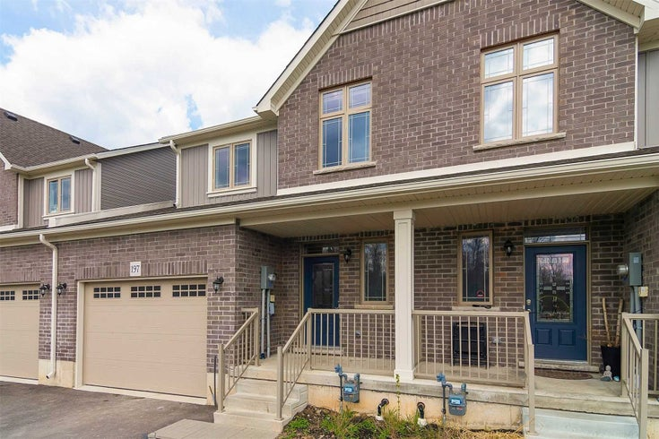 197 Collins  Dr - Collingwood Att/Row/Twnhouse for sale, 3 Bedrooms (S5205043)