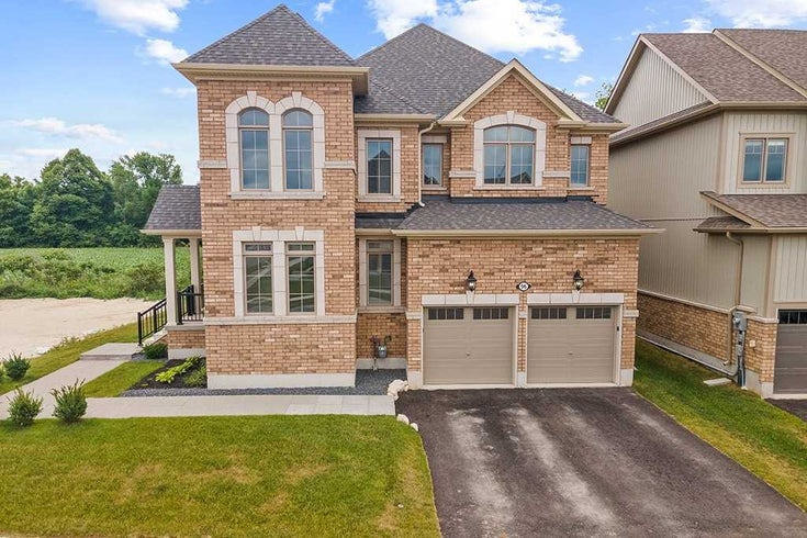 96 Kirby Ave - Collingwood Detached for sale, 4 Bedrooms (S5296121)