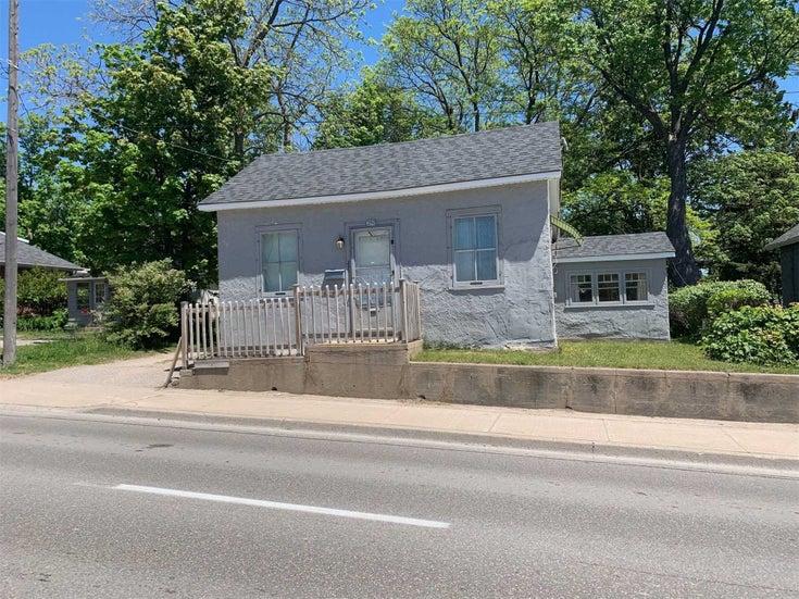 251 Bayfield St - Bayfield Detached for sale, 1 Bedroom (S5300707)