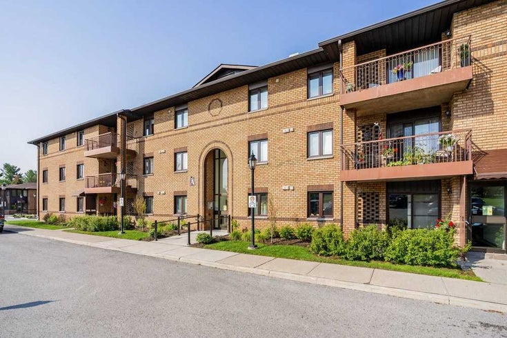125 - 10 Coulter St - Sunnidale Condo Apt for sale, 2 Bedrooms (S5301509)