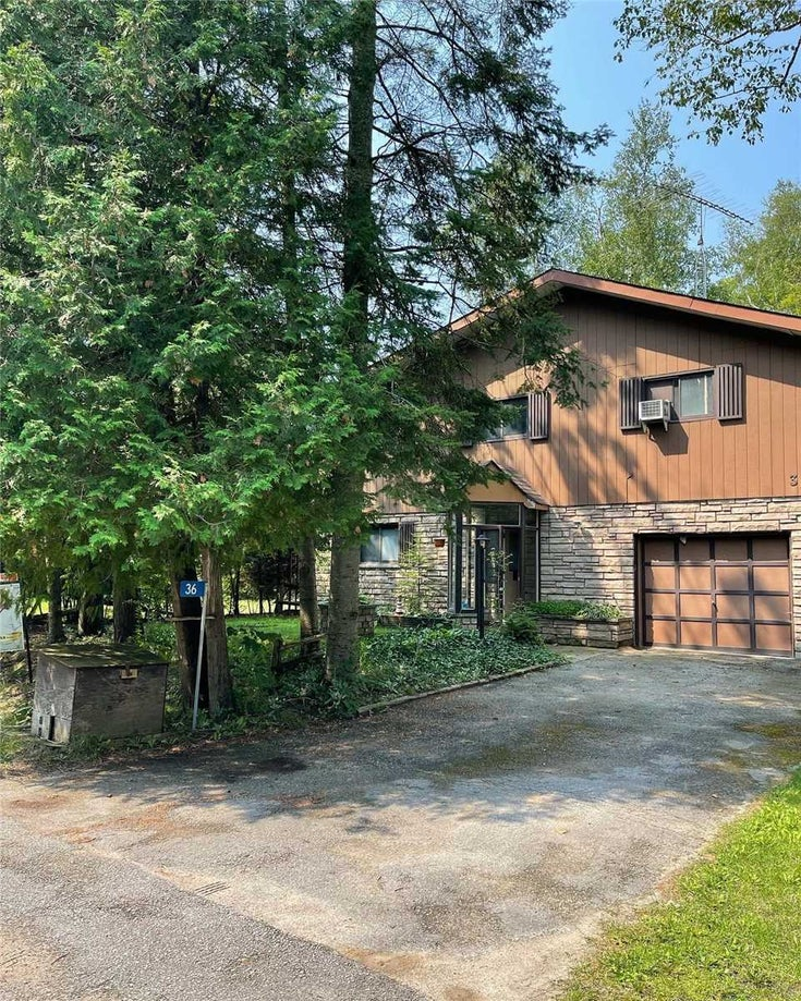 36 44th St - Wasaga Beach Detached for sale, 2 Bedrooms (S5319759)